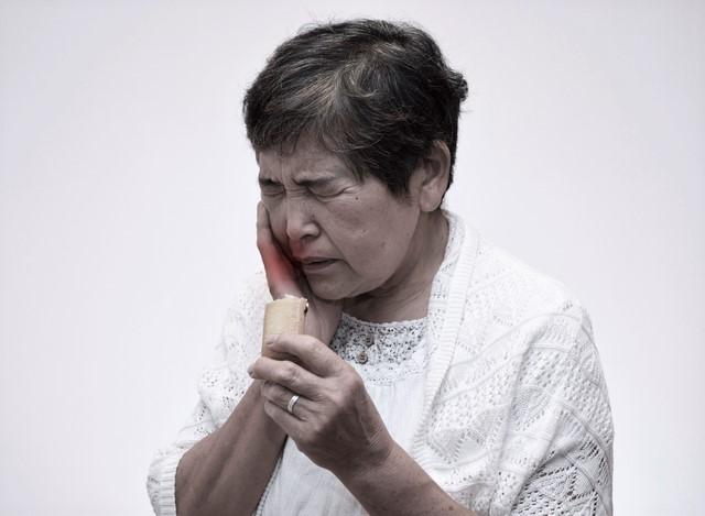 入れ歯の痛み